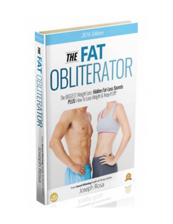 The Fat Obliterator System / PDF, Book Free Download Joseph Rosa