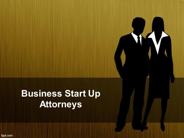 Business Start Up Attorneys