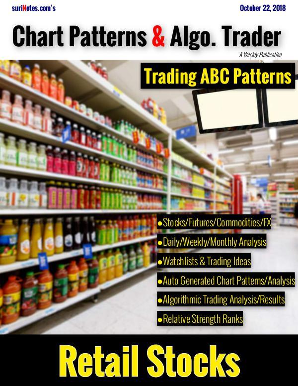 Chart Patterns & Algo. Trader October 22, 2018