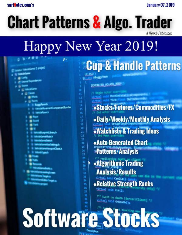 Chart Patterns & Algo. Trader January 07, 2019