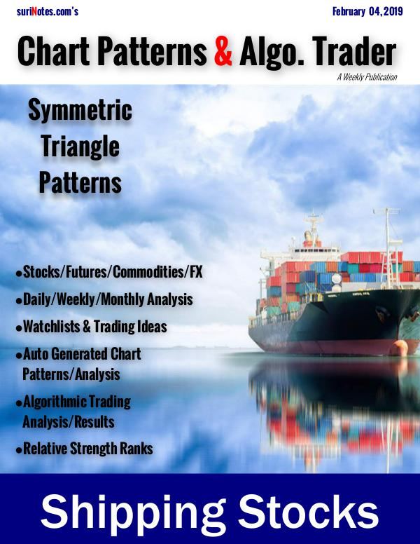 Chart Patterns & Algo. Trader February 04, 2019