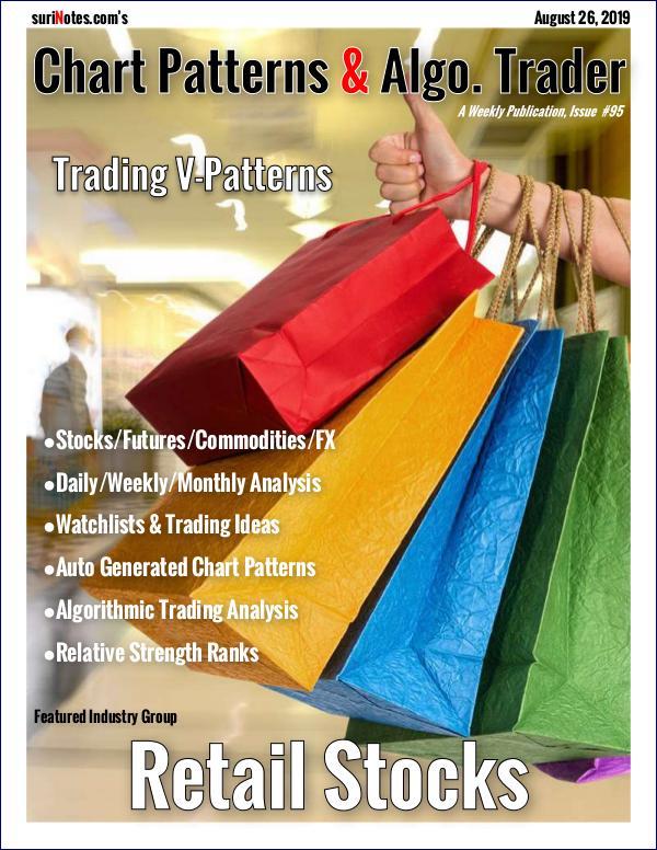 Chart Patterns & Algo. Trader August 26, 2019
