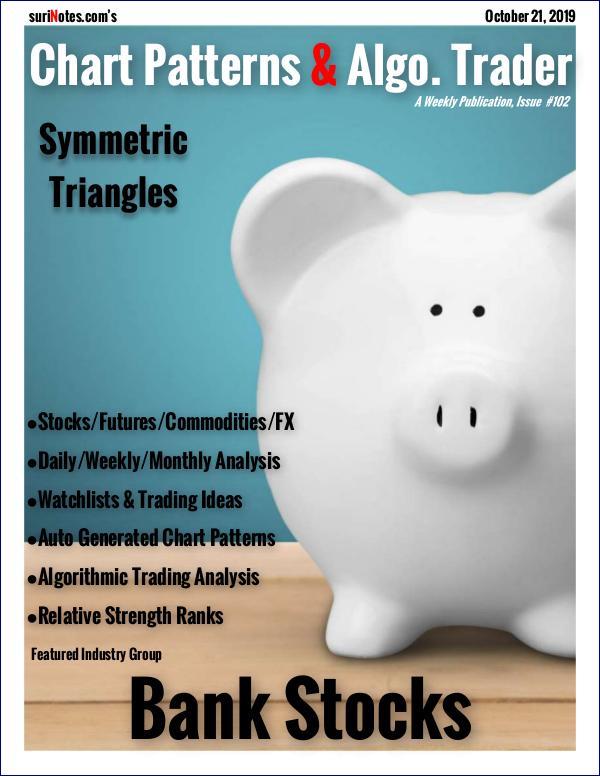 Chart Patterns & Algo. Trader October 21, 2019