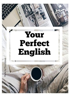 Your Perfect English