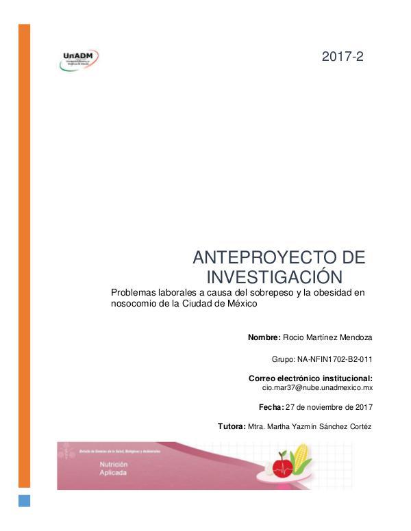 Anteproyectos FIN-11-2017-2 FI_U5_EA_ROMM_anteproyectodeinvestigacion