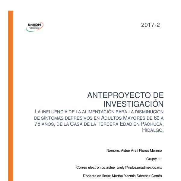 Anteproyectos FIN-11-2017-2 FI_U5_EA_AIFM_anteproyectodeinvestigacion
