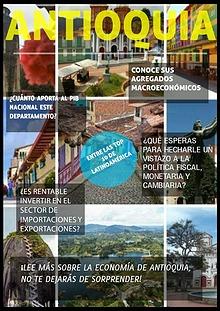 Economía Antioquia