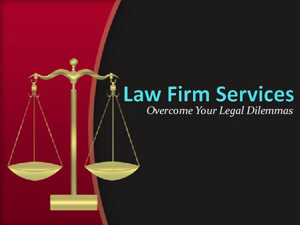 Law Firm of Walter K Schreyer Law Firm Services - Overcome Your Legal Dilemmas