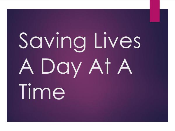 Sober Living Saving Lives A Day At A Time