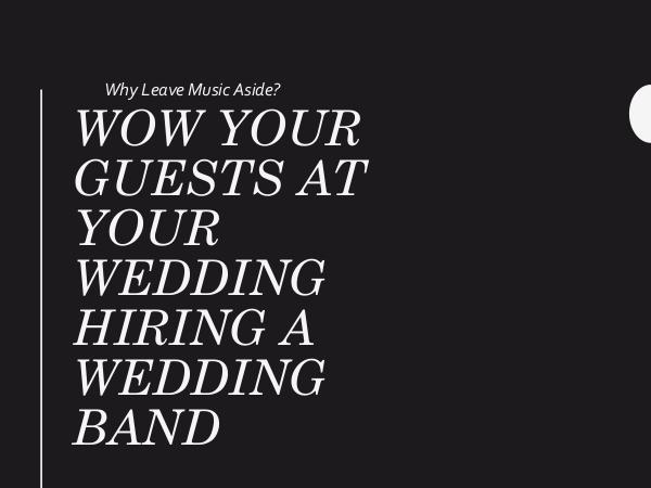 St. Royal Entertainment Wow Your Guests At Your Wedding Hiring A Wedding B