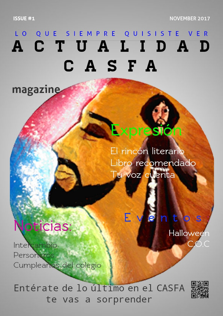 Revista Estudiantil Casfa News