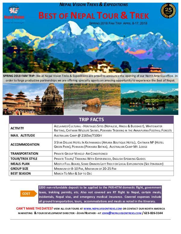 Best.Of.Nepal Best of Nepal Tour.Fam.v2