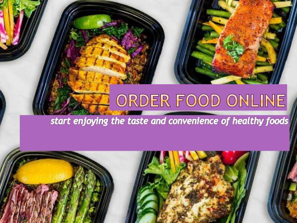 Order Healthy Food Online