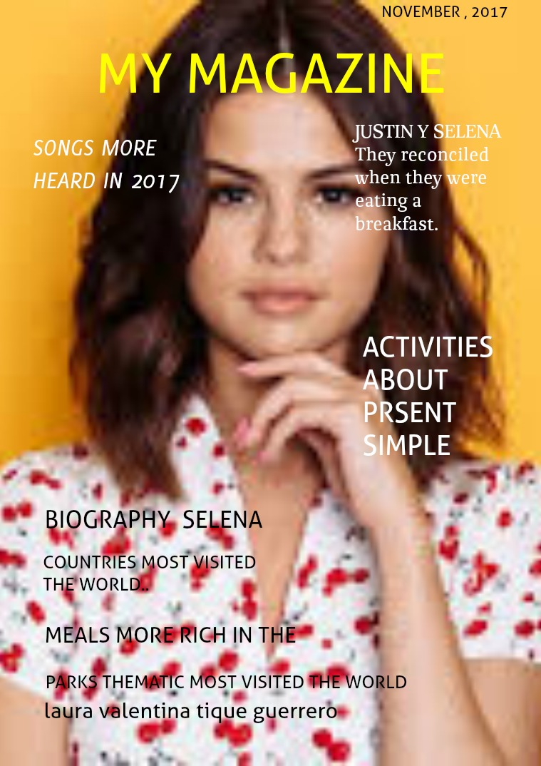 my magazine my magazine