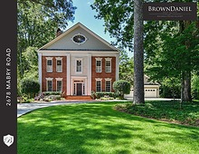 Southern Traditional Build & Design Home in Historic Brookhaven
