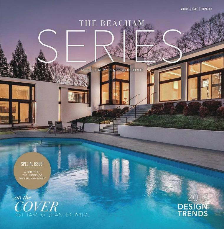 The Beacham Series™ Spring 2019 Volume 13, Issue 1
