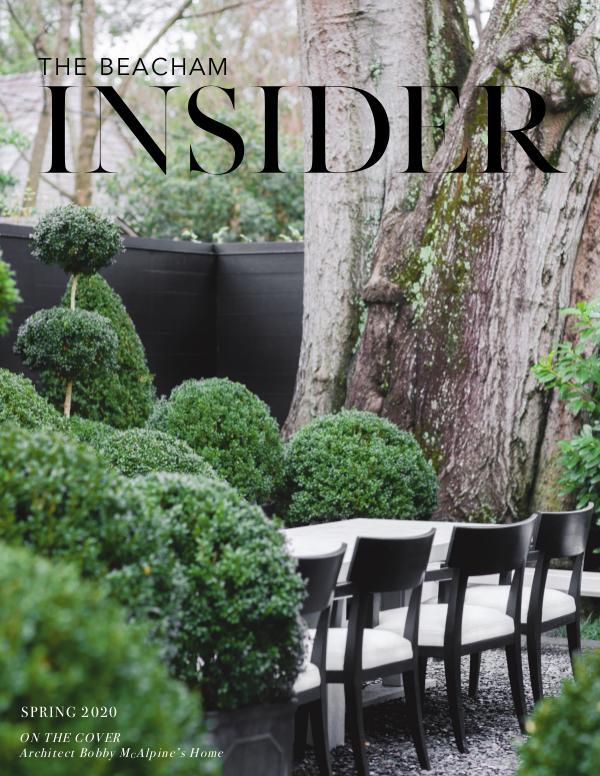 The Beacham Insider, Spring 2020 Beacham Insider_Spring 2020