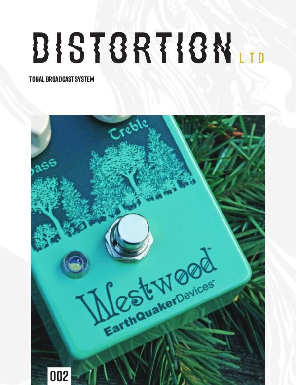 Distortion LTD Issue 002