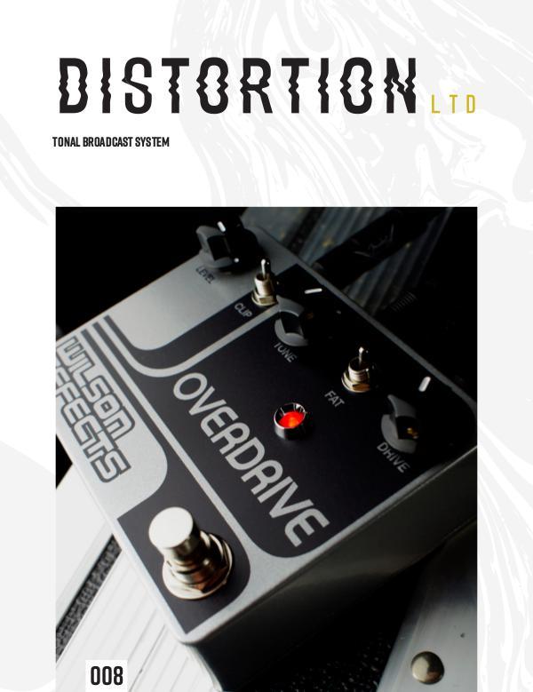 Distortion LTD Issue 008