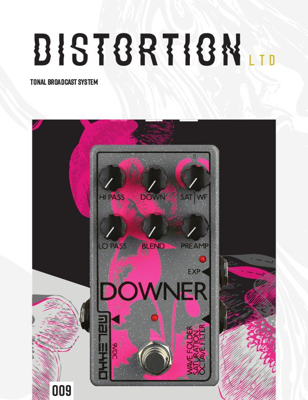 Distortion LTD Issue 009