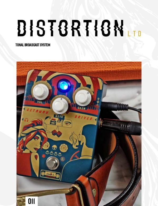 Distortion LTD Issue 011