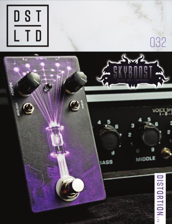 Distortion LTD 32