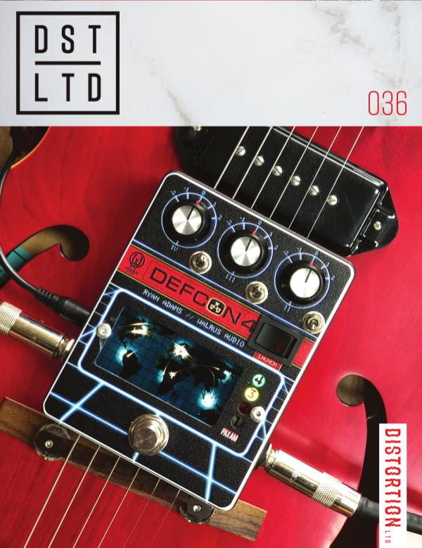 Distortion LTD 36