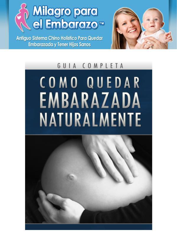 Milagro Para El Embarazo Libro / PDF Completo Descargar Gratis Lisa Olson
