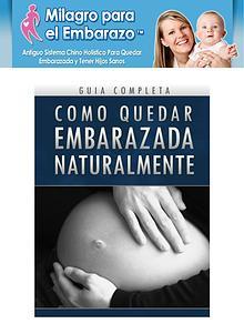 Milagro Para El Embarazo Libro / PDF Completo Descargar Gratis