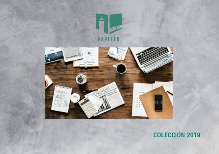 Catálogo Papelex, S.L.S. Temporada 2019
