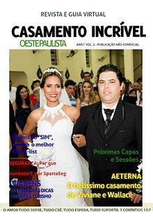 Casamento Incrível Oeste Paulista Vol. II