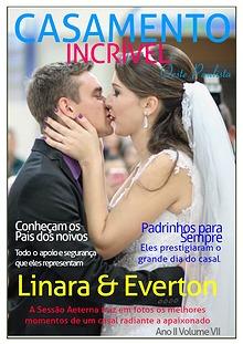 Casamento Incrível Oeste Paulista Ano II Vol. VII