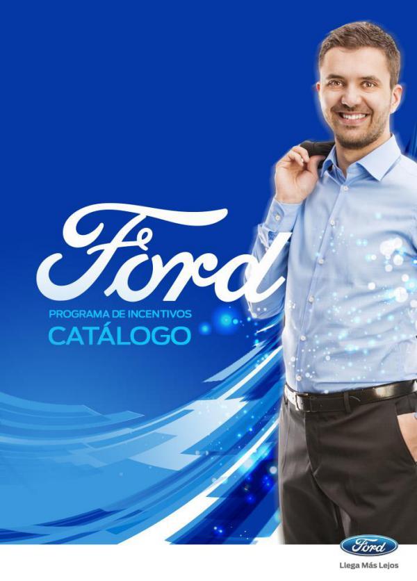 CATALOGO 1 FORD CATALOGO 1