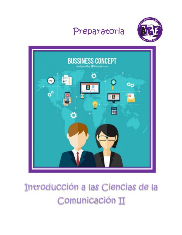 Introducción Comunicación 2 NPE Introducción a las ciencias de la comunicación