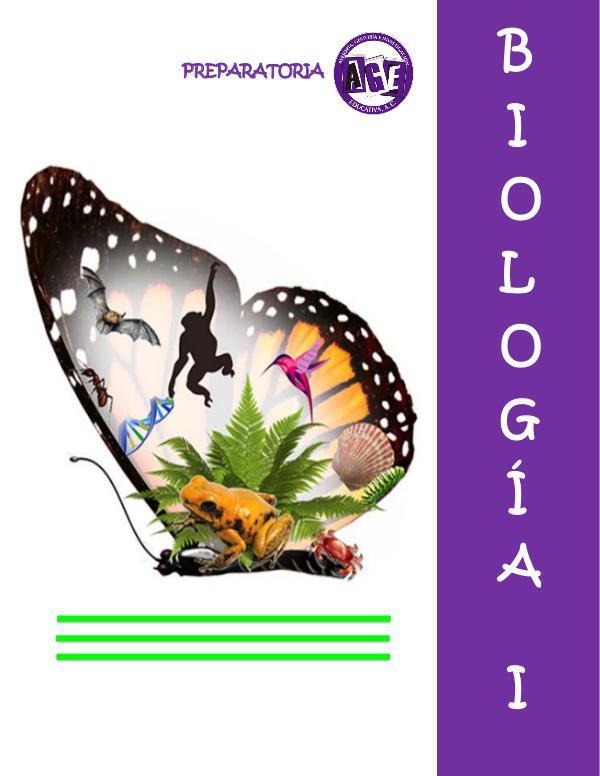 Biología 1 NPE Biología I