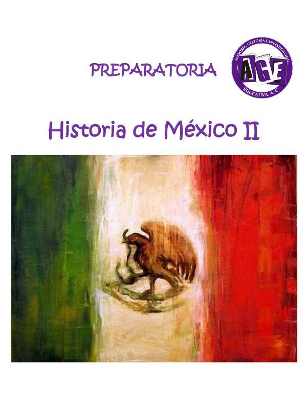 Historia de México 2 NPE Historia de Mexico II