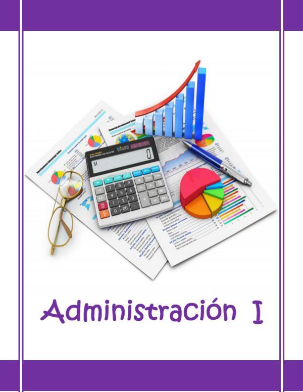 Administración 1 NPE Administración I