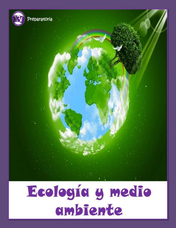 Ecología NPE Ecología y medio ambiente