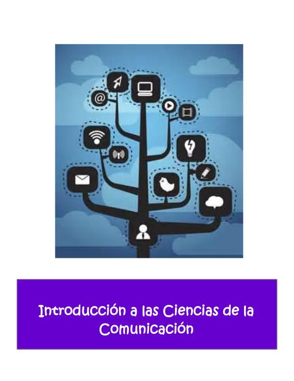 IntroducciónComunicación Introducción a las ciencias de la comunicación I.P