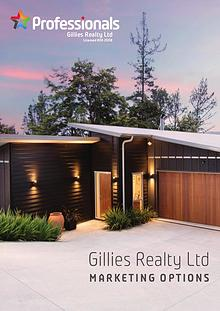 Gillies Realty Marketing Options
