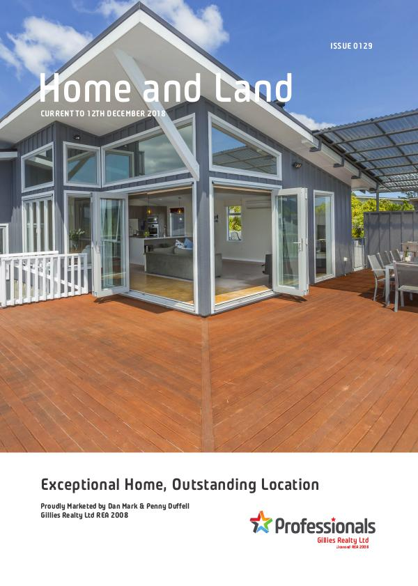 Home & Land Magazine Home & Land Magazine 0129 - current to 12/12/2018