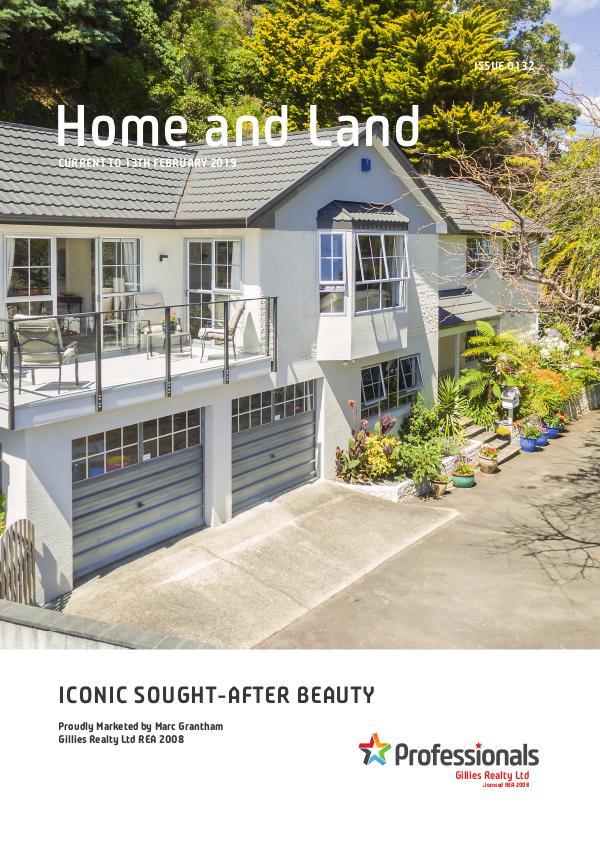 Home & Land Magazine Home & Land Magazine 0132 - current to 13/02/2019