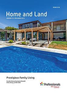 Home & Land Magazine