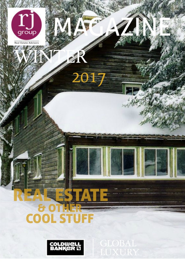 2017 RJ Group The YEAR End Issue RJ Group Real Estate 2017