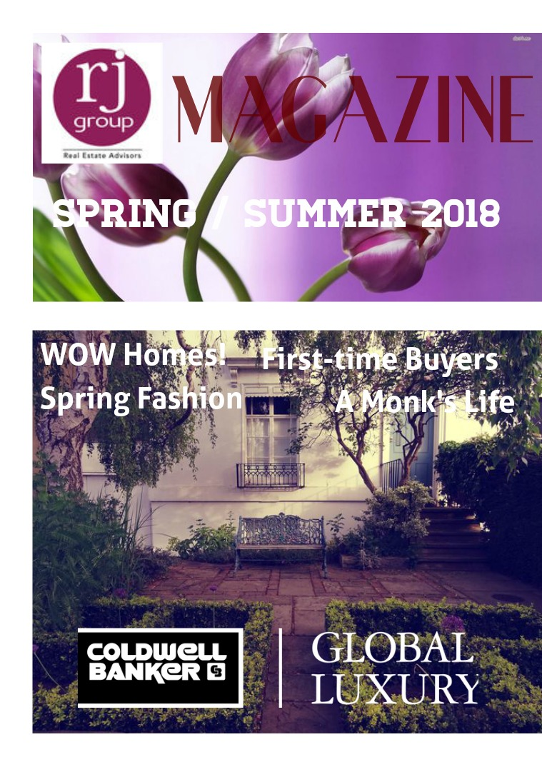 RJ Group Magazine Spring/Summer 2018 RJ Group Real Estate 2018