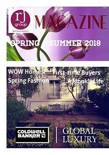 RJ Group Magazine Spring/Summer 2018