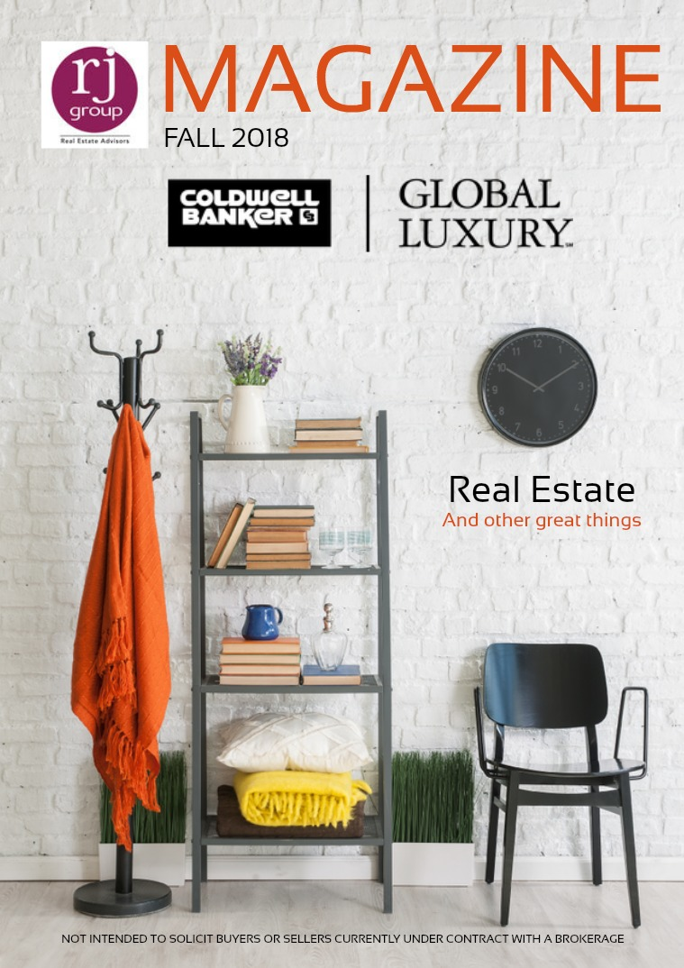Rj Group Real Estate Magazine RJ Group Fall 2018
