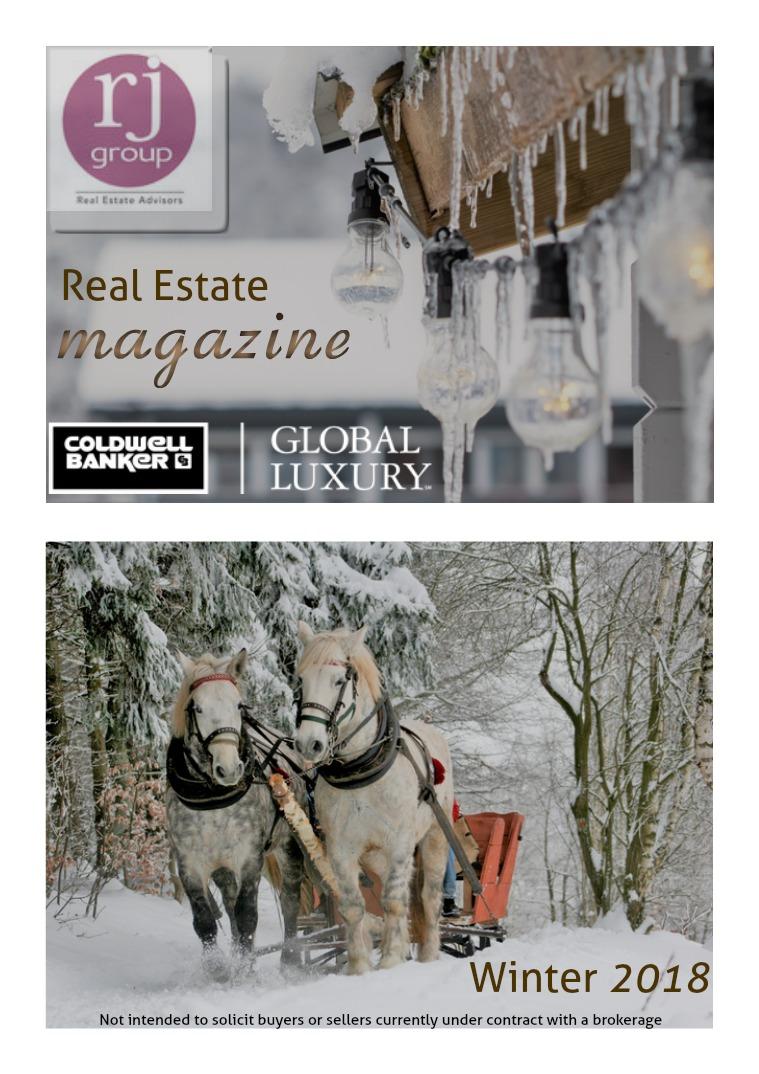Winter 2018 RJ Group Real Estate 2018