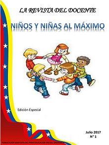 Niños y Niñas al Máximo. Dominio WEB. IPMM