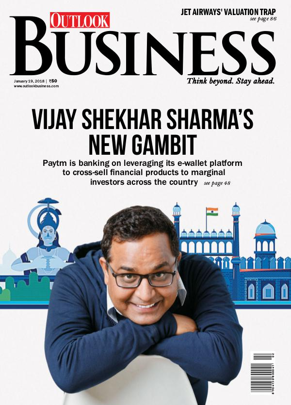 Outlook Business Outlook Business,  19 January, 2018